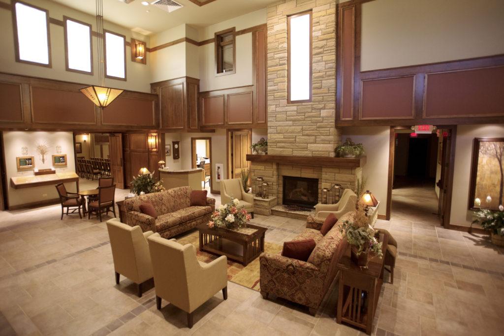 funeral home interior design ideas images